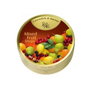 C&H All Fruits Drops 200g