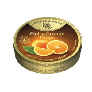 C&H Fruity Orange 200g