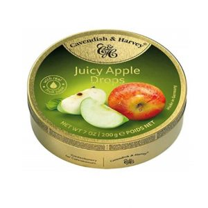 C&H Juicy Apple Drops 200g