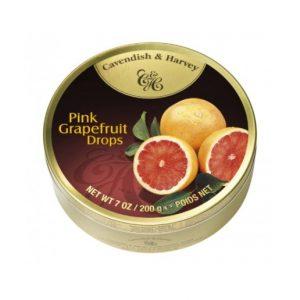 C&H Pink Grapefruit Drops 200g