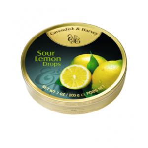 C&H Sour Lemon 200g