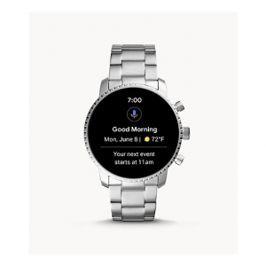 Fossil Gen 4 Smartwatch Explorist HR Stainless Steel