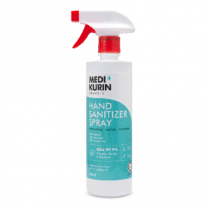 MEDI+KURIN HOCL Hand Sanitizer Spray 500ml