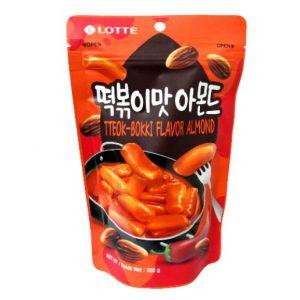 Lotte Tteok-Bokki Almond 200g