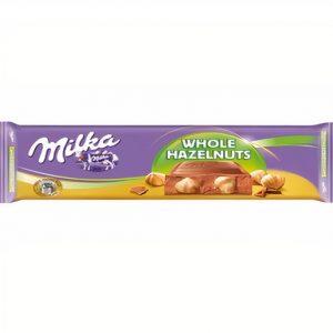 Milka Whole Hazelnut 270g