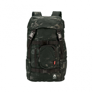 Nixon Landlock 20L Backpack Black Multicam