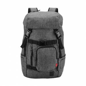 Nixon Landlock 30L Backpack Charcoal Heather