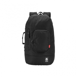 Nixon Origami Backpack All Black Nylon