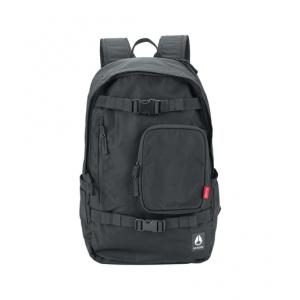 Nixon Smith Backpack All Black Nylon