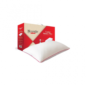 Novelle Comfort Memory Pillow (60cm x 40cm x 13cm)