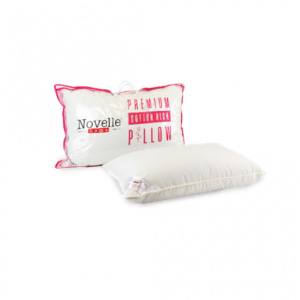 Novelle Premium Cotton Rich Pillow (48cm x 74cm)