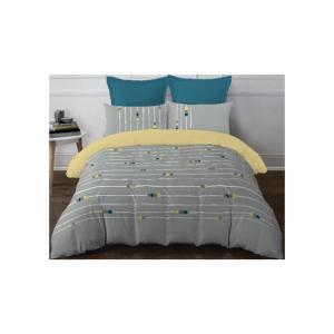 Novelle Urban Darcy Queen Comforter – Moonstone