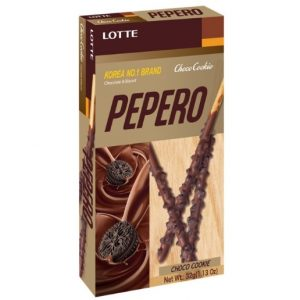 Lotte Pepero Choco Cookie 256g