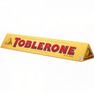 Toblerone Tone Milk Gold 200g