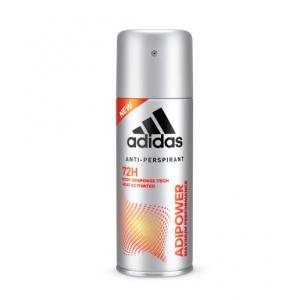 Adidas Adipower Anti-Perspirant Deodorant Body Spray (150ml) For Men