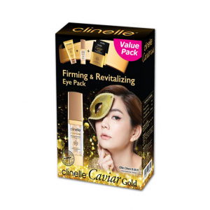 Clinelle Caviar Gold Firming & Revitalizing Eye Pack