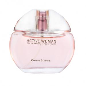 Chris Adams Active Woman EDP 80ml For Women