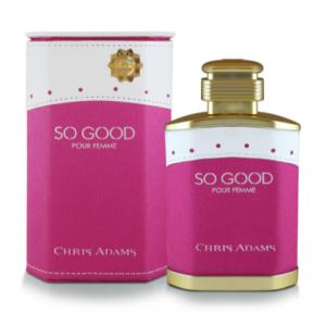 Chris Adams So Good EDP 80ml For Women