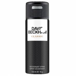 David Beckham Classic Deodorant Spray (150ml) For Men