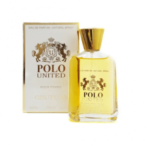 Polo United Couture Perfume EDP (100ml) For Women