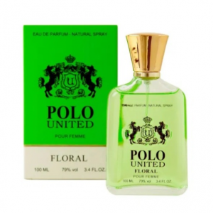 Polo United Floral Perfume EDP (100ml) For Women