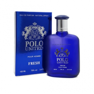Polo United Fresh Perfume EDP (100ml) For Men