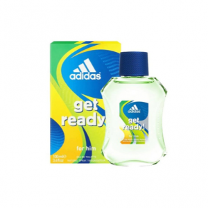 Adidas Get Ready EDT (100ml) For Men