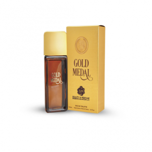 MB Parfums Gold Medal Perfume EDP (100ml) For Men