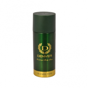 Denver Hamilton Deodorant (165ml) For Men
