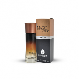 MB Parfums Magic Code Prive Perfume EDP (100ml) For Men