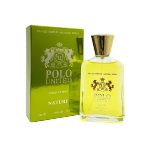 Polo United Nature Perfume EDP (100ml) For Women
