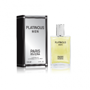Paris Riviera Platinous Perfume EDT (100ml) For Men