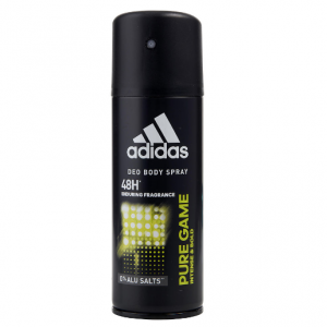 Adidas Pure Game Deodorant Body Spray (150ml) For Men