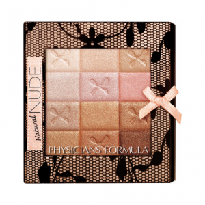 Physicians Formula Shimmer Strips All-In-1 Nude Palette For Face & Eyes