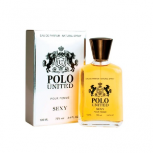 Polo United Sexy Perfume EDP (100ml) For Women