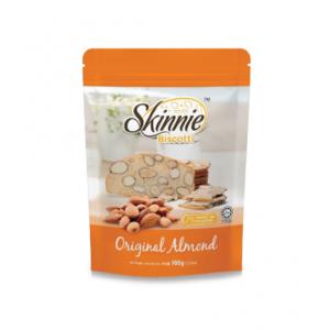 Skinnie Biscotti Original Almond