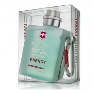 Victorinox Swiss Unlimited Energy EDC (150ml) For Men
