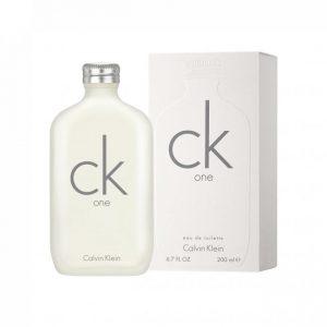 Calvin Klein CK One EDT (200ml) Unisex