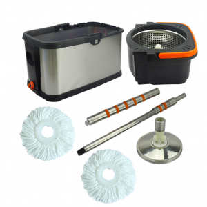 Stainless Steel Spin Mop