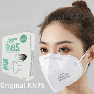 KN95 5 Ply Layer Adcare Mask Individual Packing Face Mask (10pcs)