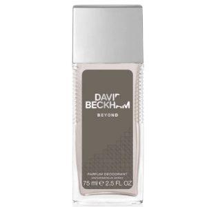 David Beckham Beyond Deodorant Natural Spray (75ml)