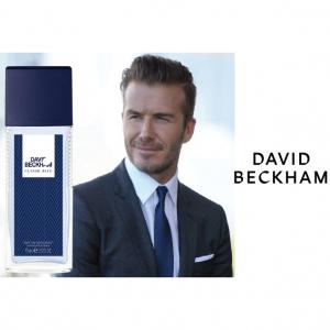 David Beckham Classic Blue Deodorant Natural Spray (75ml)