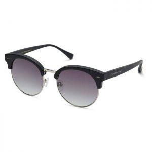 Kapten & Son Capri Sunglasses – Matt Black Silver Gradient Black (DU01P1103A12B)