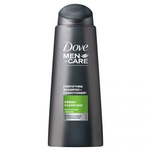 Dove Fresh Clean 2in1 Fortifying Shampoo & Conditioner 400ml