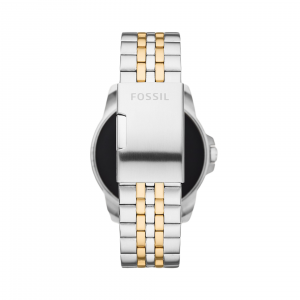 Fossil Gen 5E Two-Tone Stainless Steel Men's Smart Watch