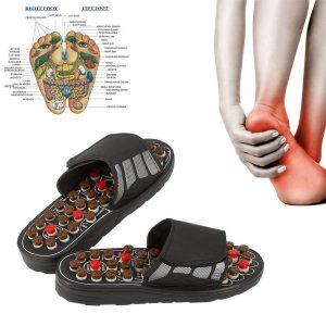 Acupressure Reflexology Foot Healthy Massage Slippers