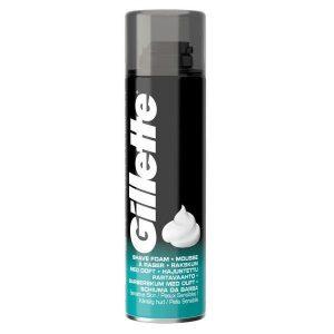 Gillette Shave Foam Sensitive Skin 200ml