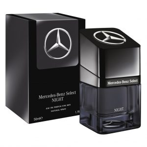 Mercedes Benz Select Night EDP For Men (50ML)