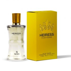 Nuvo Heiress Perfume EDT 100ml For Women