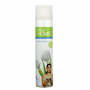 Vanesa Pour Home French Fusion Room Freshener (270 ml)